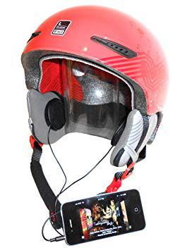 casque moto avec ecouteur