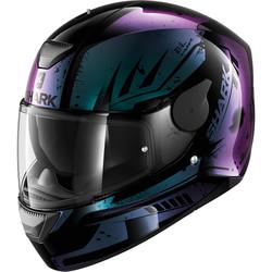 casque moto femme rose