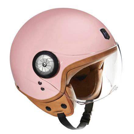 casque moto femme vintage