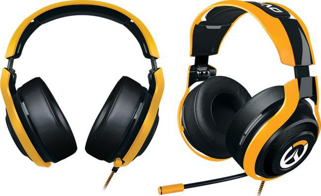 casque overwatch ps4