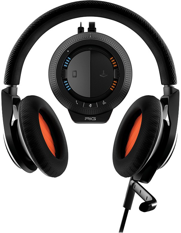 casque plantronics rig