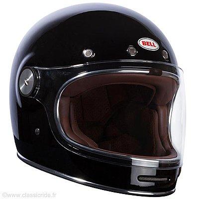 casque retro moto