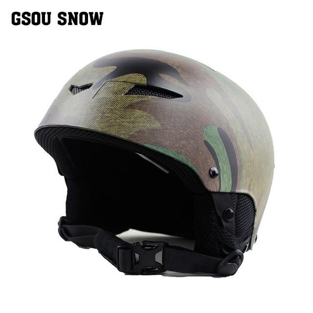 casque snowboard homme