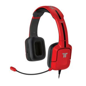 casque tritton kunai rouge