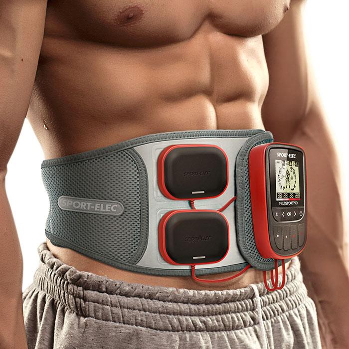 ceinture abdo sport elec