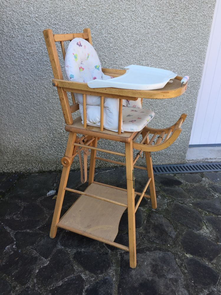 chaise bébé occasion