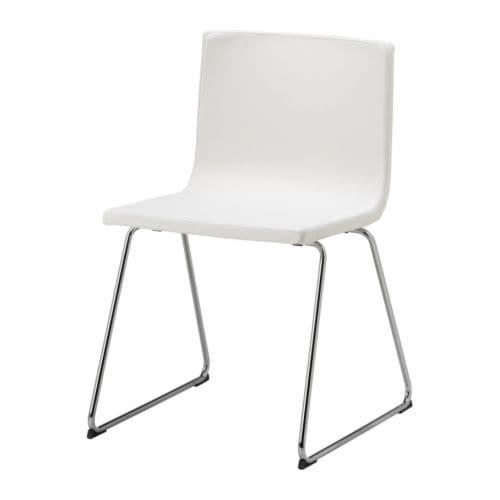 chaise cuir ikea