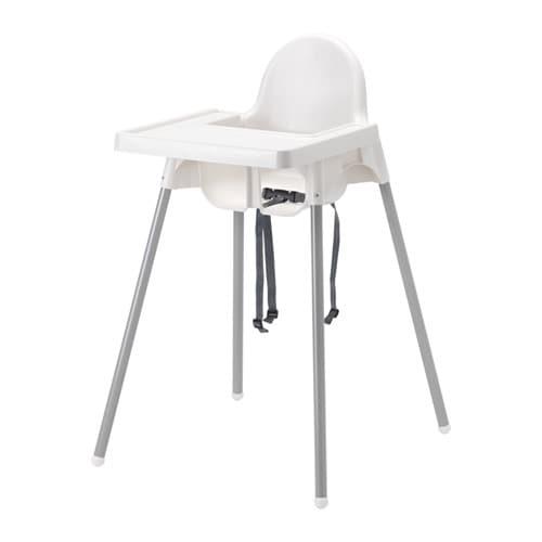 chaise haute ikea