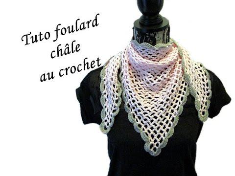 chale et foulard