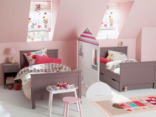 chambre 2 filles