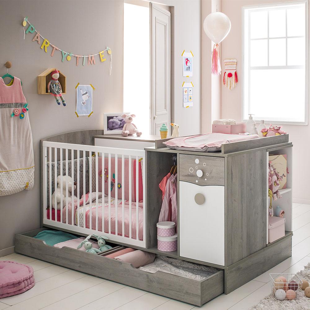chambre bébé évolutive