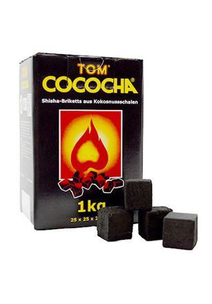 charbon noix de coco chicha