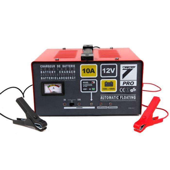 chargeur de batterie voiture pas cher