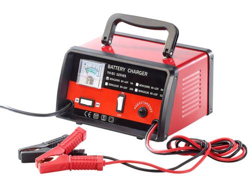 chargeur de batterie voiture