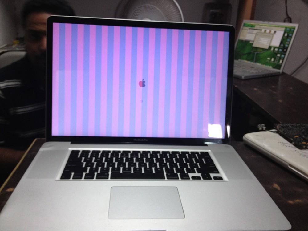 chargeur macbook pro ne marche plus