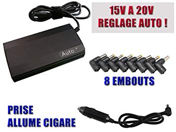 chargeur pc allume cigare