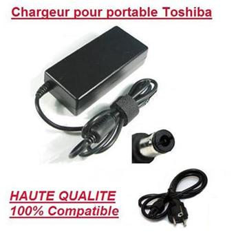 chargeur pour pc portable toshiba