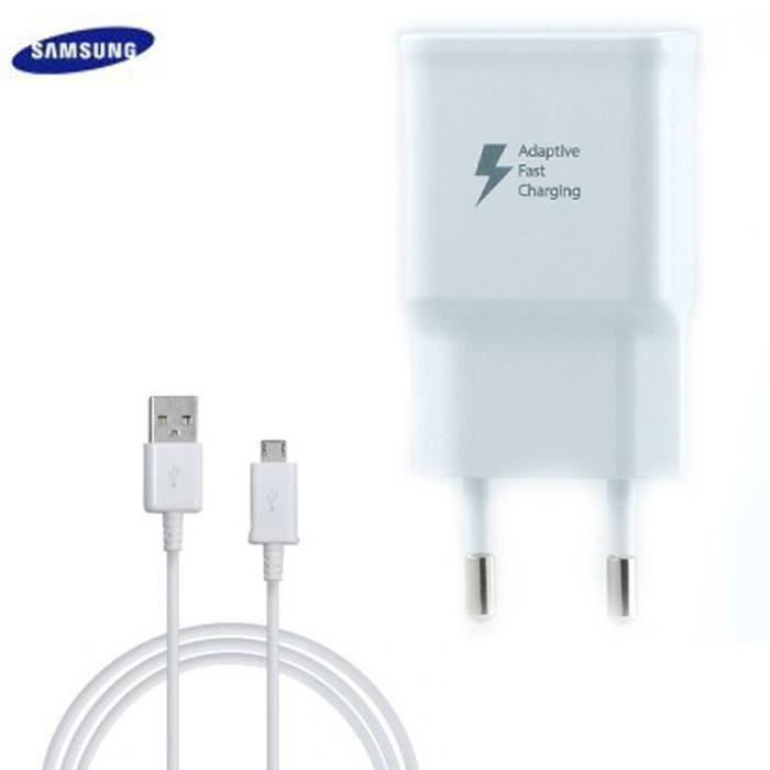 chargeur s6 edge