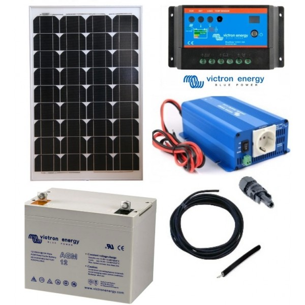 chargeur solaire 220v