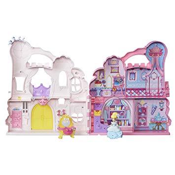 chateau des mini princesses disney