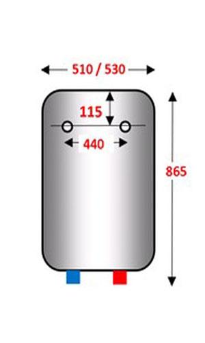 chauffe eau electrique 100 l