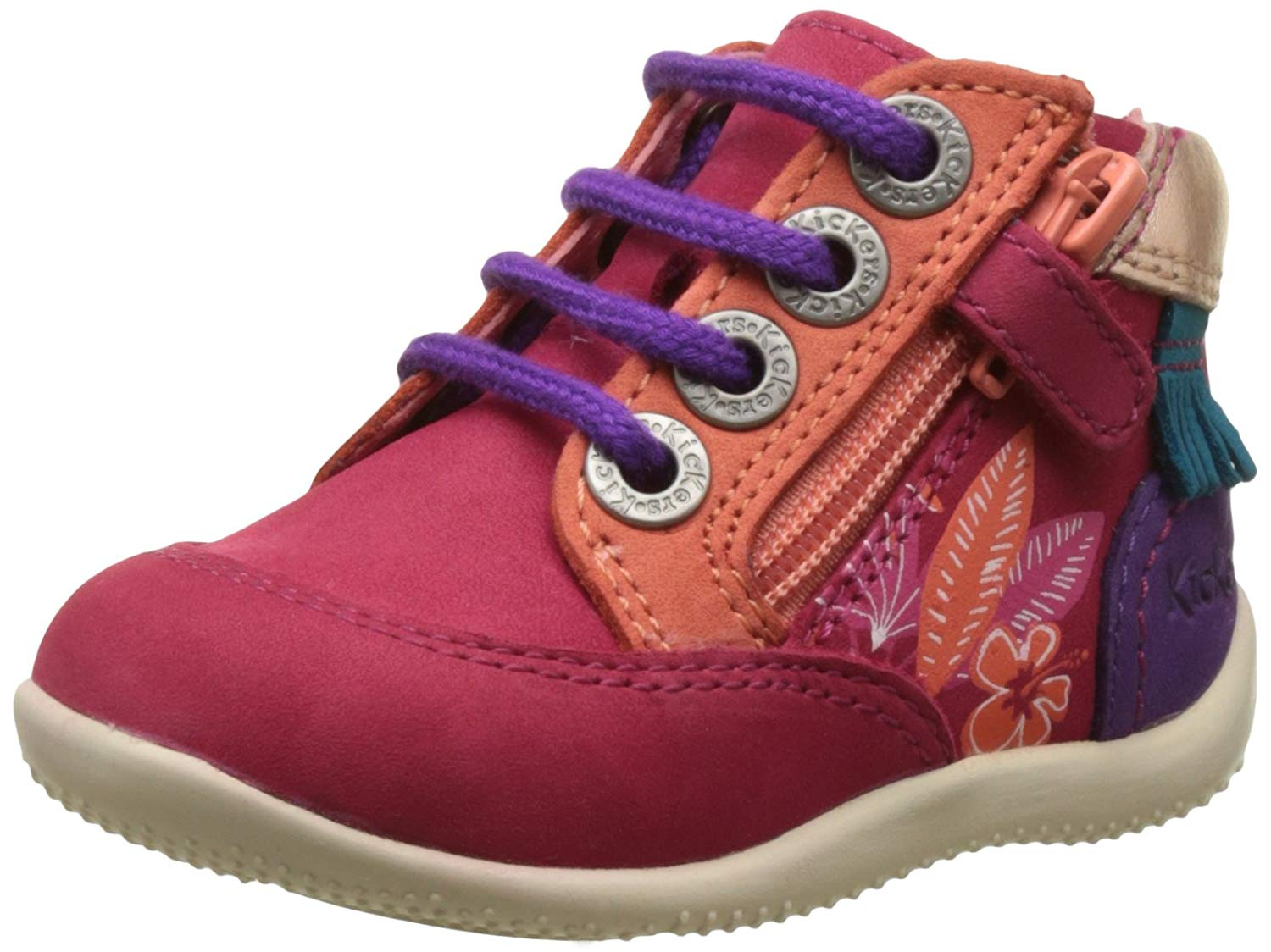 chaussure bebe fille kickers