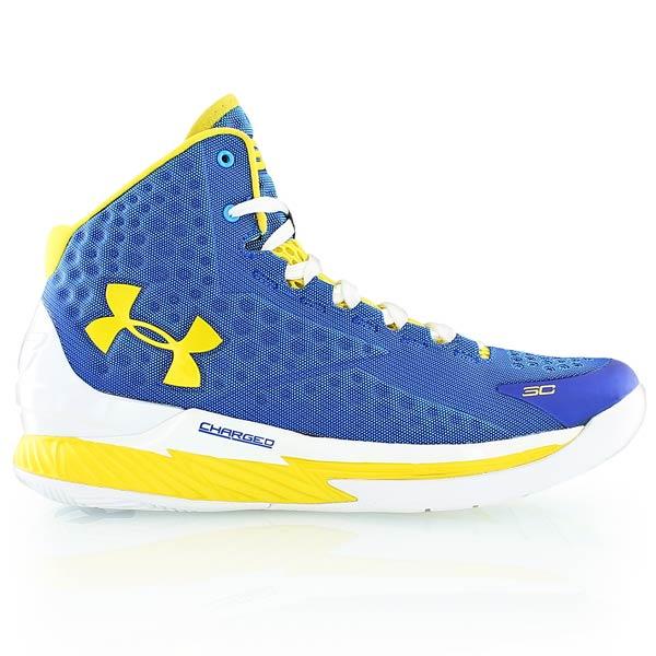 chaussure de basket under armour