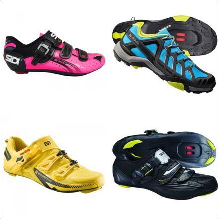 chaussure de cyclisme pas cher