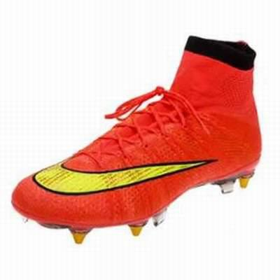 chaussure de foot taille 34