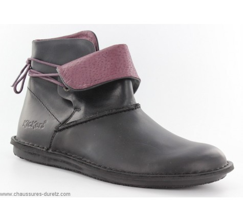 chaussure kickers femme
