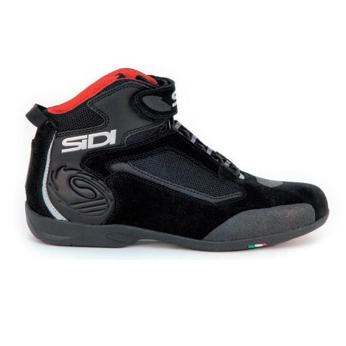 chaussure moto pas chere