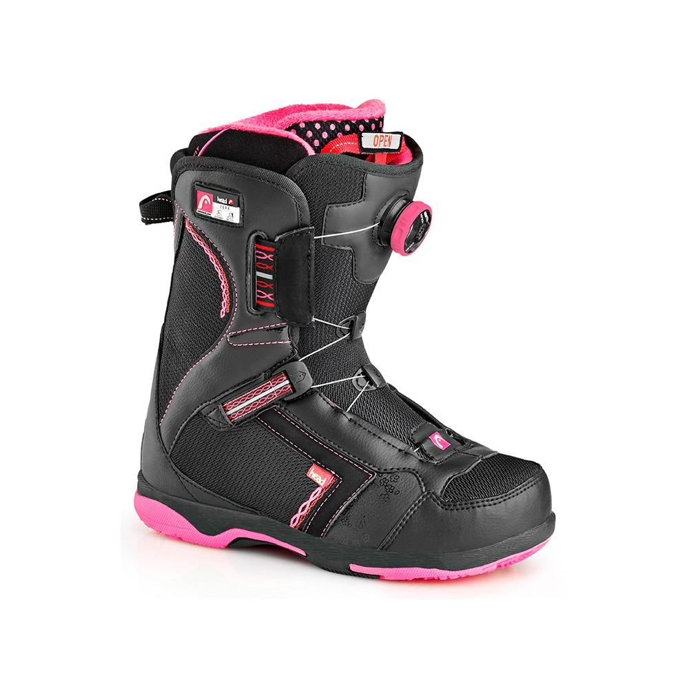 chaussure snowboard femme