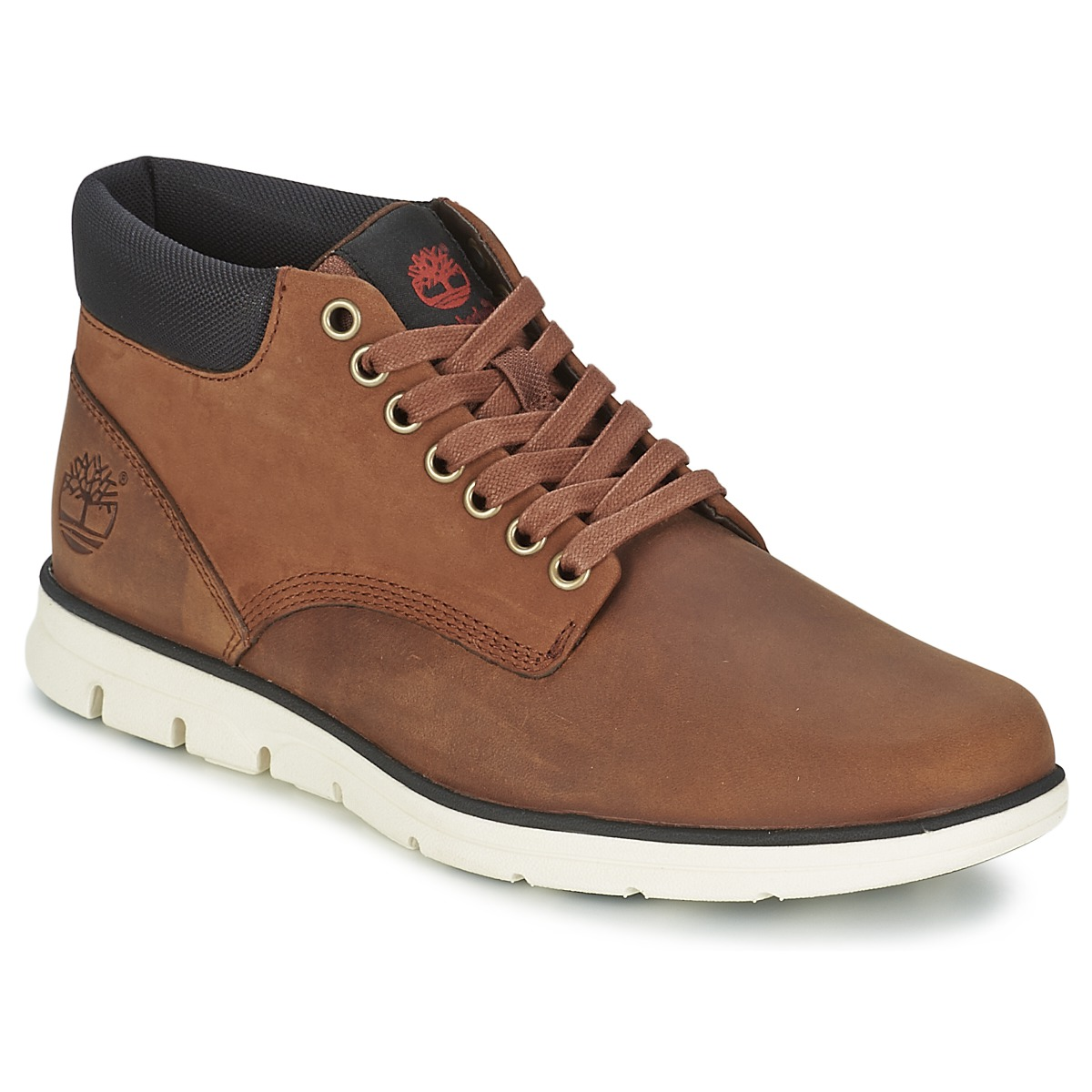 chaussure timberland marron homme