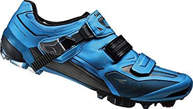 chaussure vtt bleu