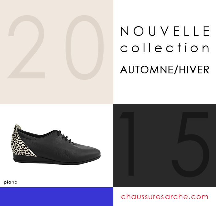 chaussures arche hiver 2016