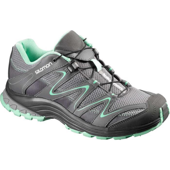 chaussures de trail salomon femme