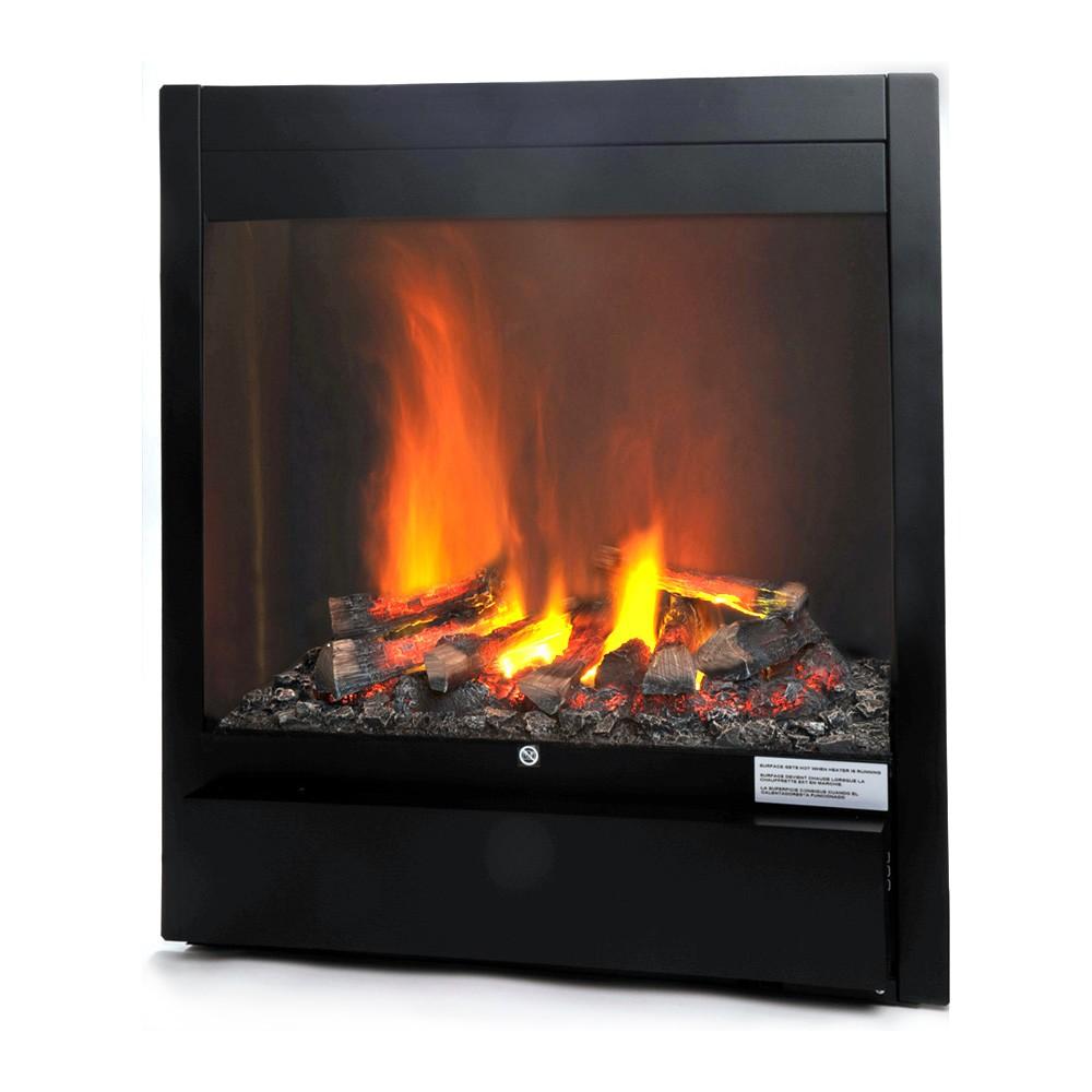 cheminée électrique à effet de flammes