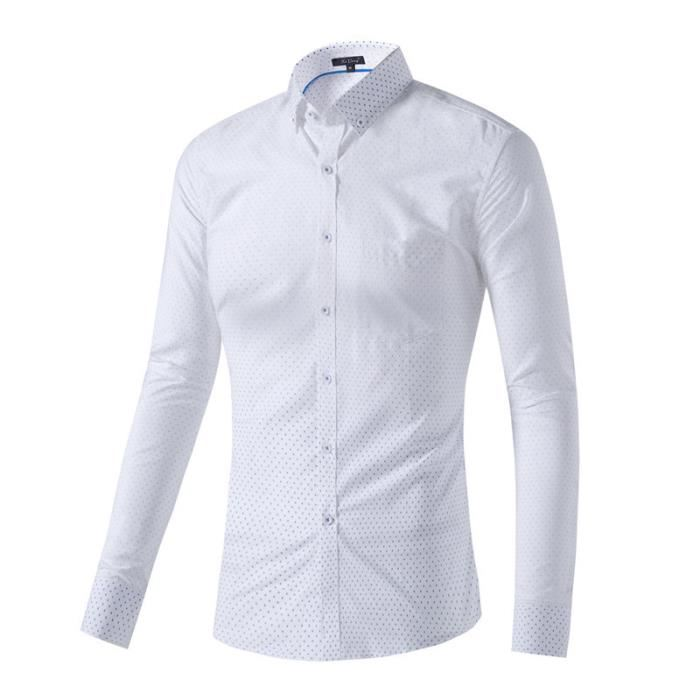 chemise homme luxe