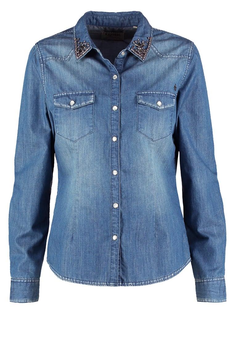 chemise jean kaporal femme
