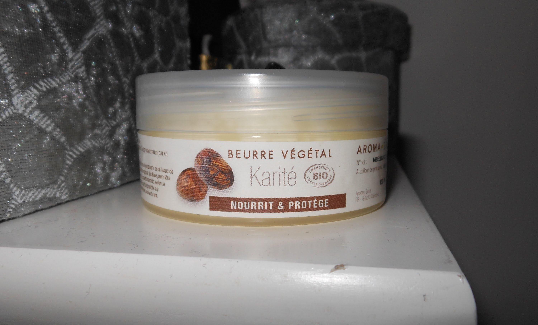 cheveux beurre de karité