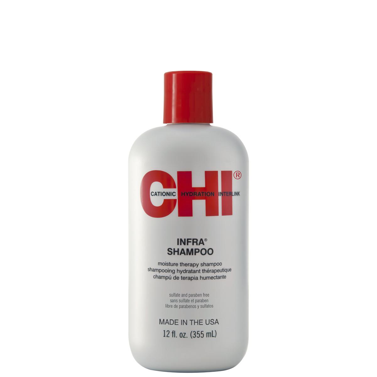 chi shampooing