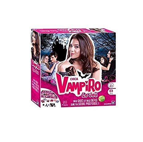 chica vampiro en jeu