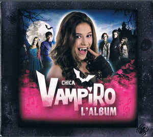 chica vampiro en musique