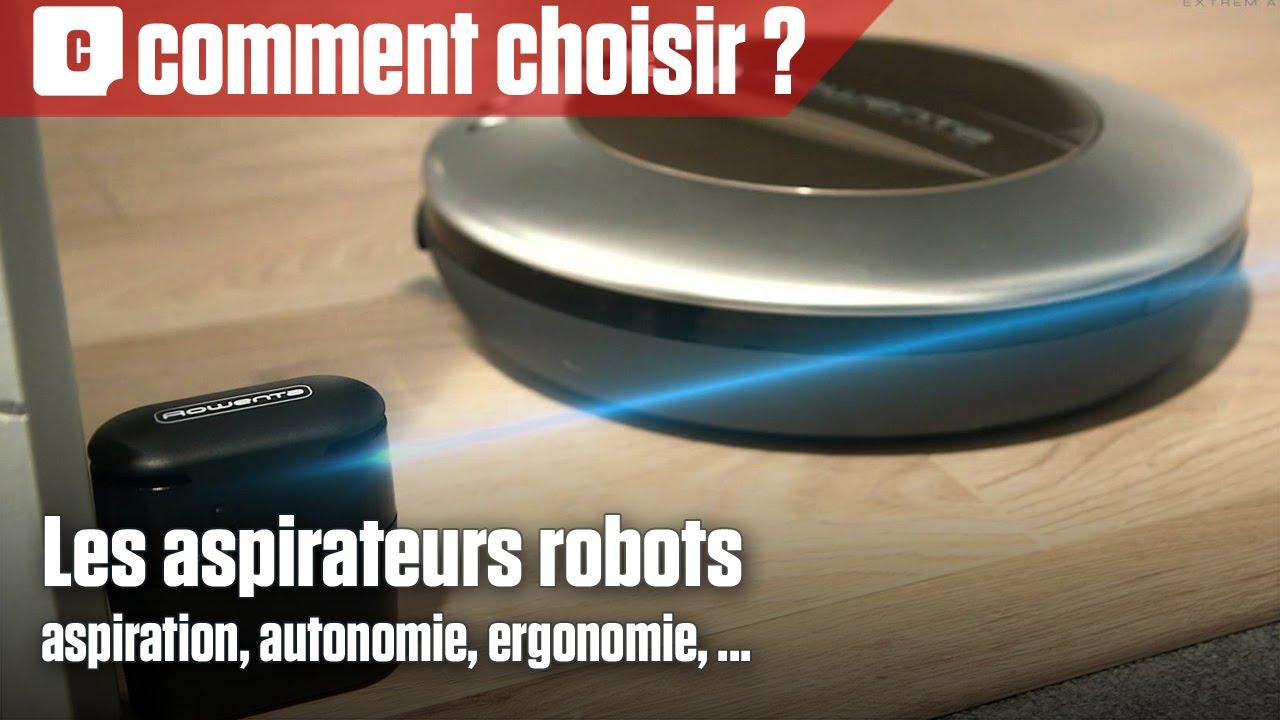 choisir son robot aspirateur