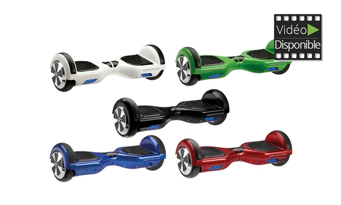 choix hoverboard