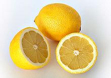 citron acide citrique