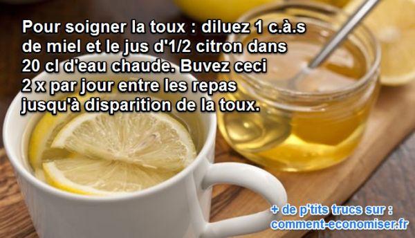 citron toux