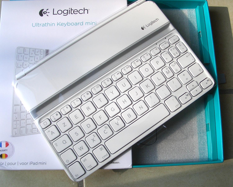 clavier ipad air logitech