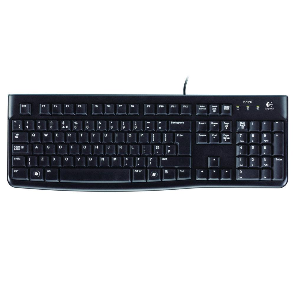 clavier ordinateur logitech