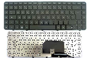 clavier pc portable hp